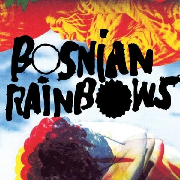 bosnianrainbowscvoer e1360612847236 Listen to the first single from Omar Rodríguez Lópezs new band Bosnian Rainbows