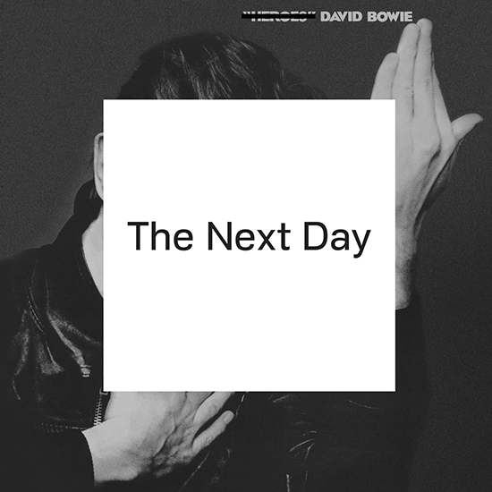 bowie the next day David Bowie announces first album in 10 years, The Next Day