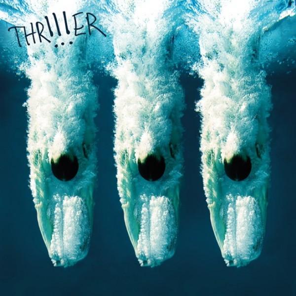 chk chk chk thriller e1359474602635 !!! (Chk Chk Chk) announce new album, THR!!!ER