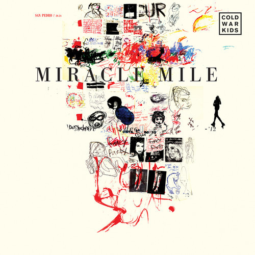 cold war kids miracle mile Cold War Kids announce new album Dear Miss Lonely Hearts, stream lead single Miracle Mile
