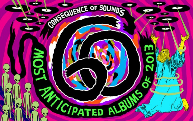 cos 60mostanticipated e1357267303713 The 60 Most Anticipated Albums of 2013