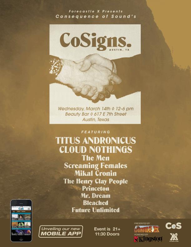 cosignsemailpress CoSigns: Austin 2012