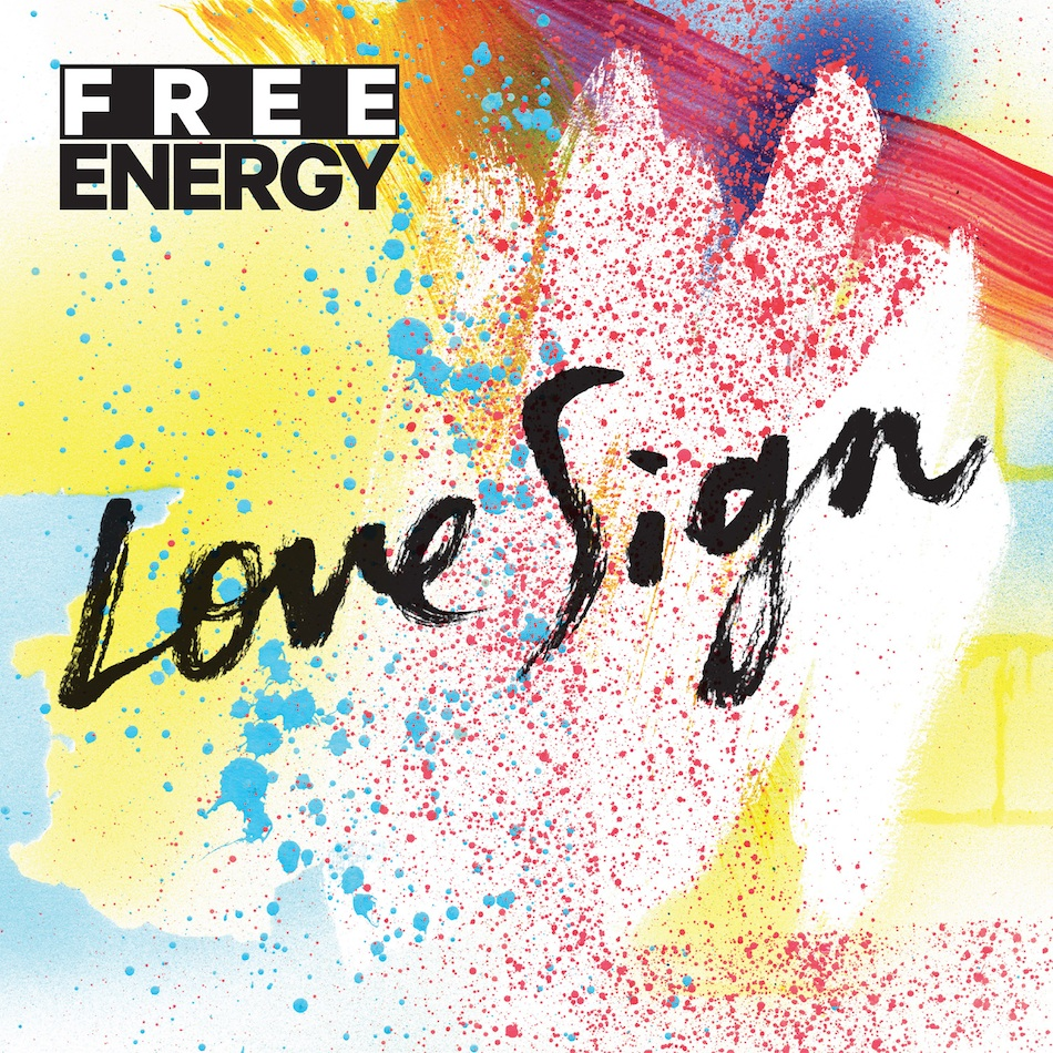 free energy love sign Interview: Paul Sprangers (of Free Energy)
