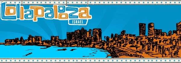 Lollapalooza halts expansion to Israel