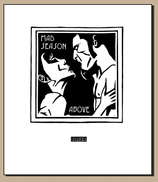 mad season deluxe Mad Season reveal details for Above reissue