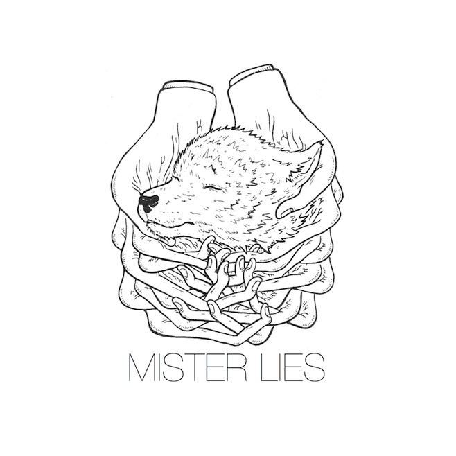 misterliescover New Music: Mister Lies feat. Exitmusic   Hounded