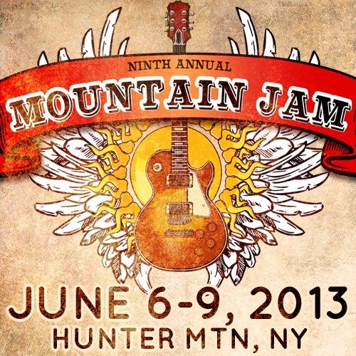 mountain jam 2013 Mountain Jam 2013 preliminary lineup revealed