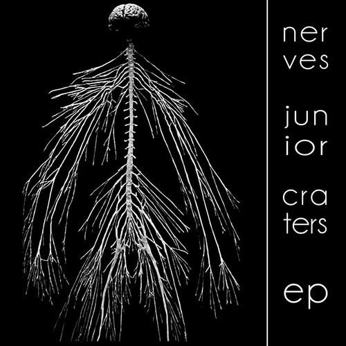 nervesjunior craterscover  New Music: Nerves Junior   Goodnight Nobody (CoS Premiere)