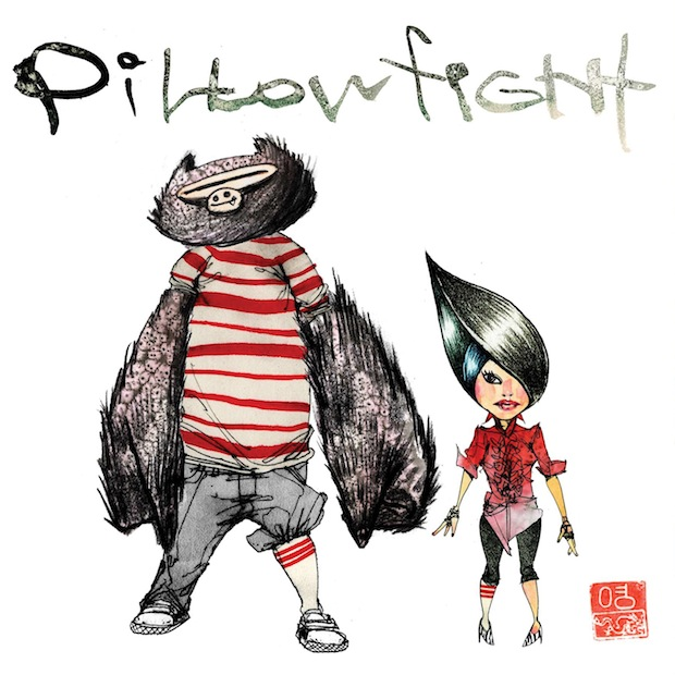 pillowfight New Music: Pillowfight   Used to Think (CoS Premiere)