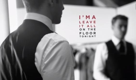 timberlake suittievid main Watch Justin Timberlakes Suit & Tie lyric video