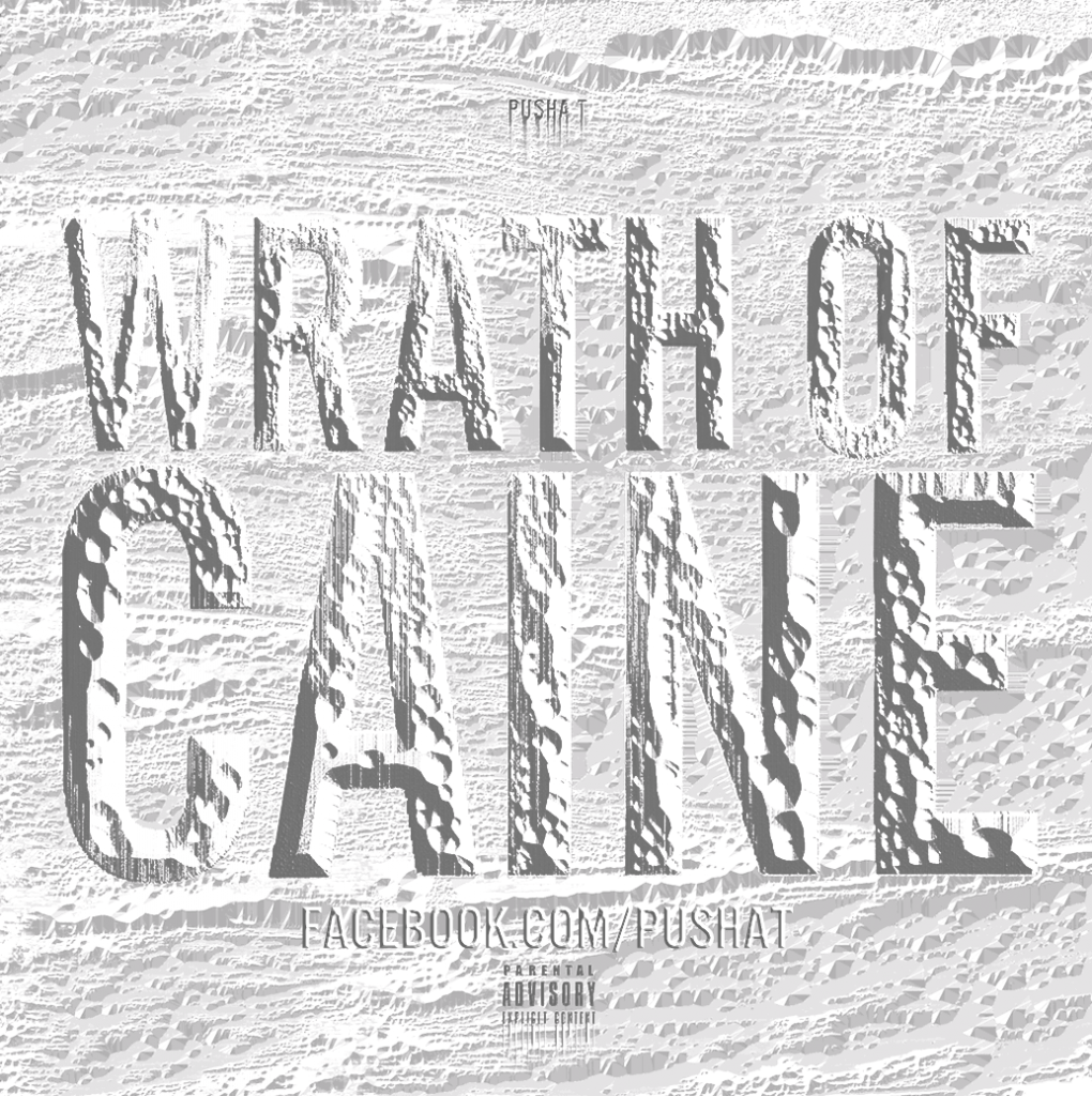 wrathofcainecover 1020x1024 Download: Pusha Ts Wrath of Caine Mixtape