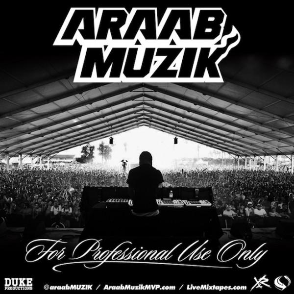 New Music: AraabMuzik   The Prince Is Coming