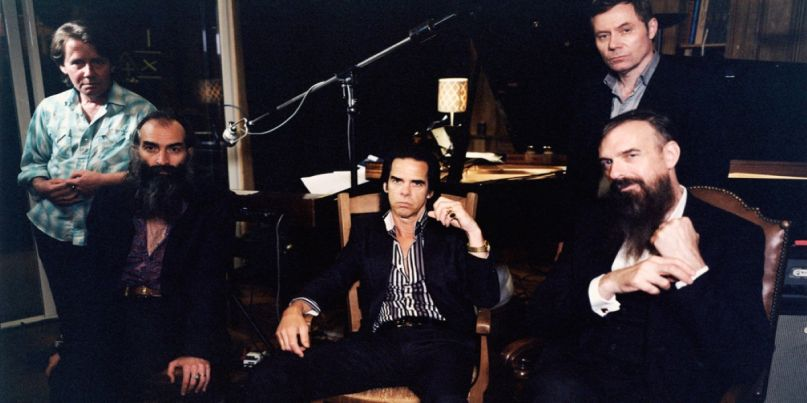 Nick Cave and the Black Seeds