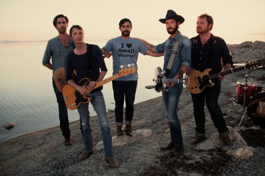 bandofhorses2013 Band of Horses announce spring tour