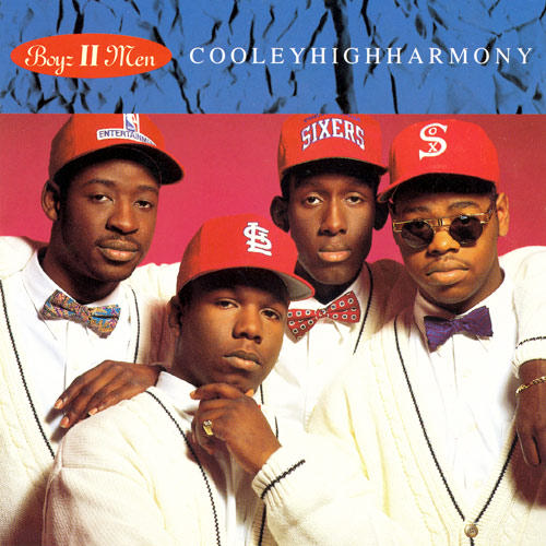 boyz ii men cooleyhighharmony 1991 in music, AKA the last time My Bloody Valentine released an album
