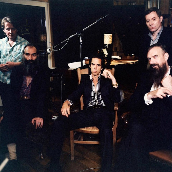 Nick Cave and the Bad Seeds announce more 2013 tour dates