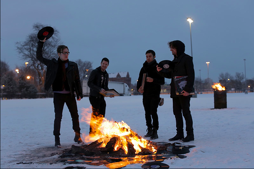 fall out boy Fall Out Boy reunite to Save Rock and Roll