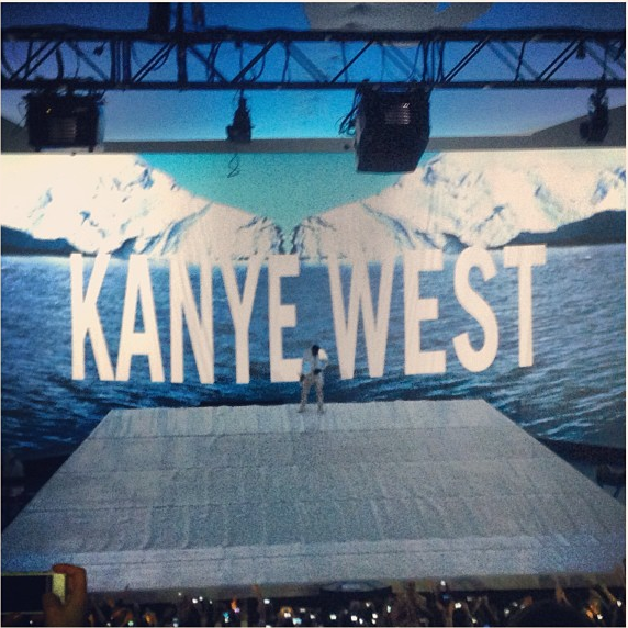 kanye rant Kanye West rants about Justin Timberlake, corporate sponsorship, and the Grammys
