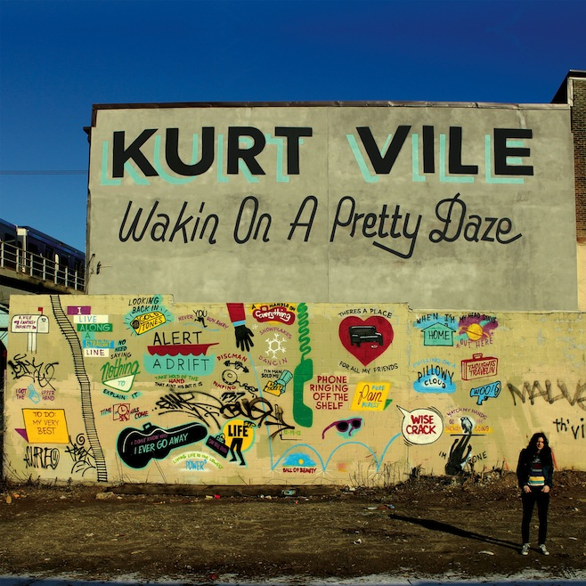 kurt vile wakin on a pretty daze Top 50 Albums of 2013
