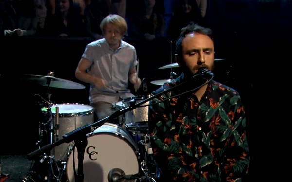 local natives fallo 600 Watch Local Natives, Jim James, and The Roots on Fallon
