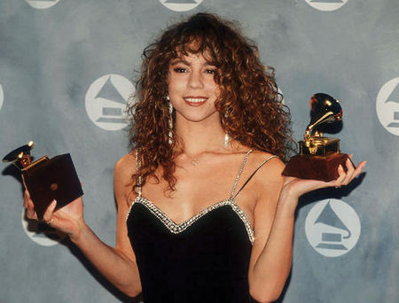 mariah carey grammys 1991 in music, AKA the last time My Bloody Valentine released an album