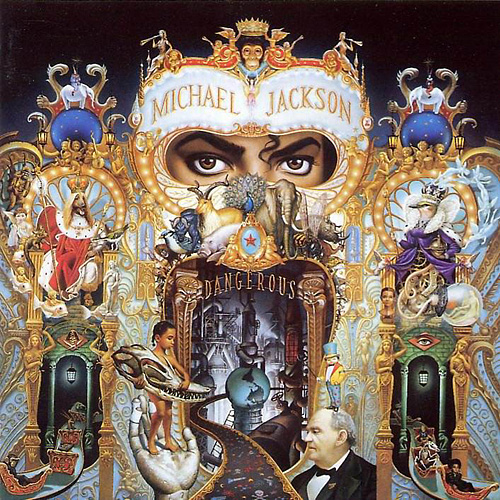 michael jackson dangerous 1991 in music, AKA the last time My Bloody Valentine released an album