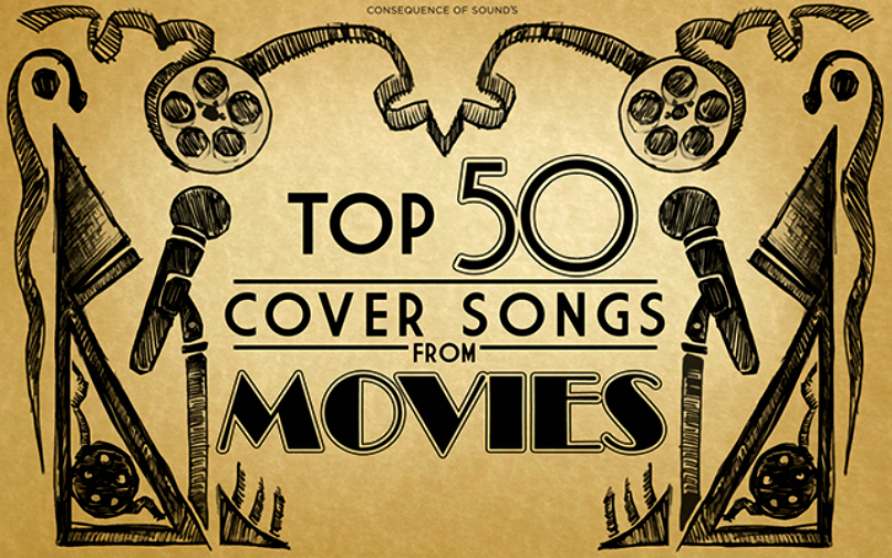 Top 50 Cover Songs from Movies