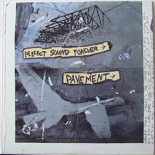 Listen to two songs from Pavement's first show ever