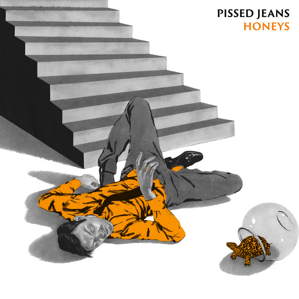 pissedjeanshoney Stream new albums from Pissed Jeans, Jacco Gardner, and Screaming Females