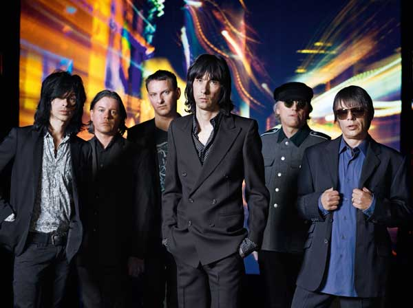 primal scream1 Listen to Primal Screams new song 2013, featuring Kevin Shields