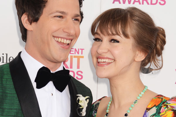 samberg Joanna Newsom and Andy Samberg are engaged!