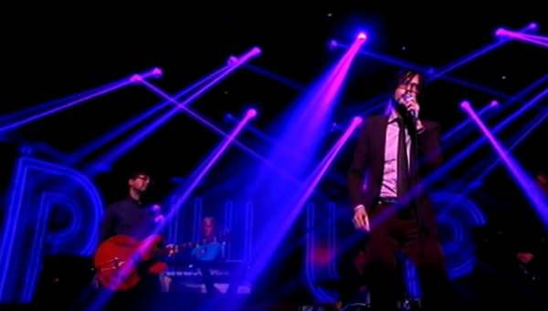 screen shot 2013 02 03 at 5.51.00 pm e1359935647797 Watch Pulp perform After You for the first time on The Jonathan Ross Show
