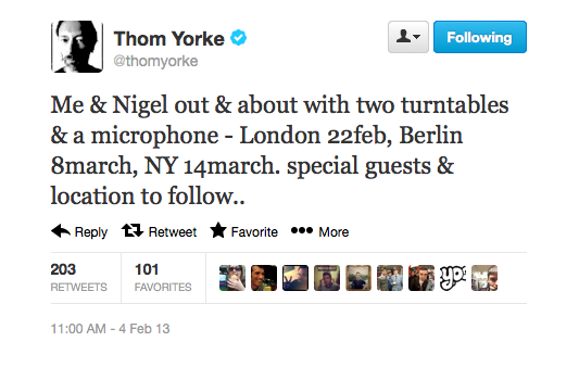 screen shot 2013 02 04 at 10 08 10 am Thom Yorke and Nigel Godrich announce tour