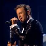 Timberlake Brit Awards