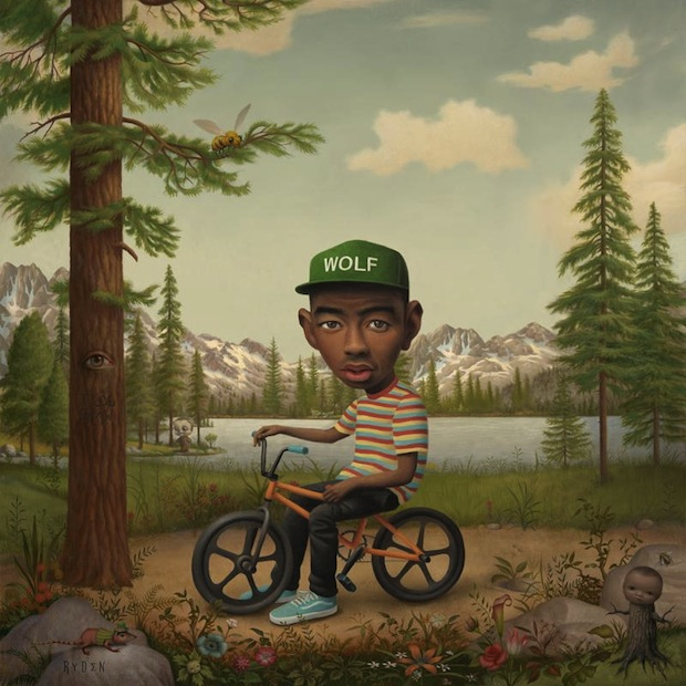 tyler wolf cover Tyler, the Creator reveals Wolf album covers, announces tour dates