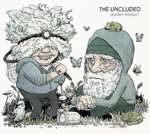 Aesop Rock and Kimya Dawson form new band The Uncluded