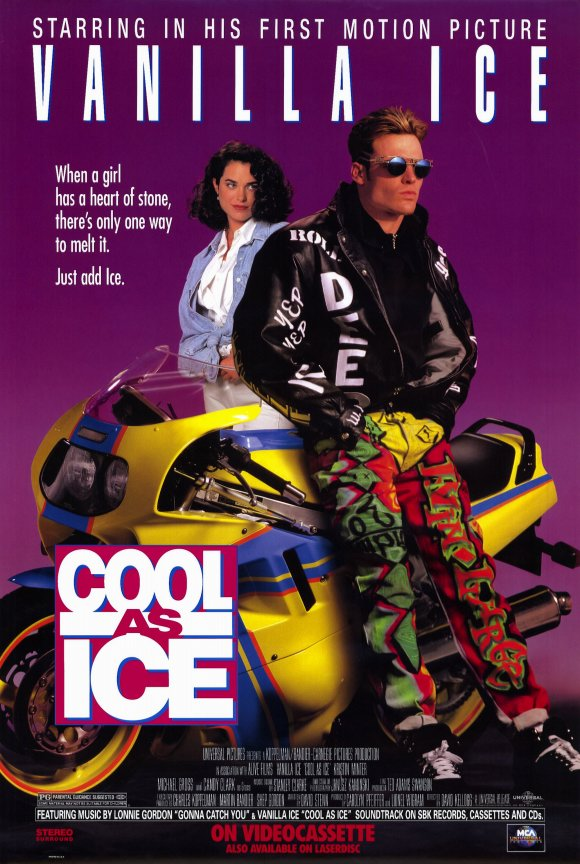 vanilla ice cool as ice 1991 in music, AKA the last time My Bloody Valentine released an album