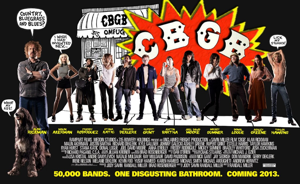cbgb 1024x630 Rock it Out! Blog: Is That CBGB Movie Going To Be Good?