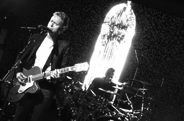 depeche mode roffman 4 SXSW 2013 Reviews: Green Day, Depeche Mode, The Flaming Lips, Usher