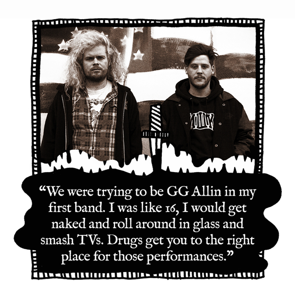 ggallin Wavves: Picking Up the Slack