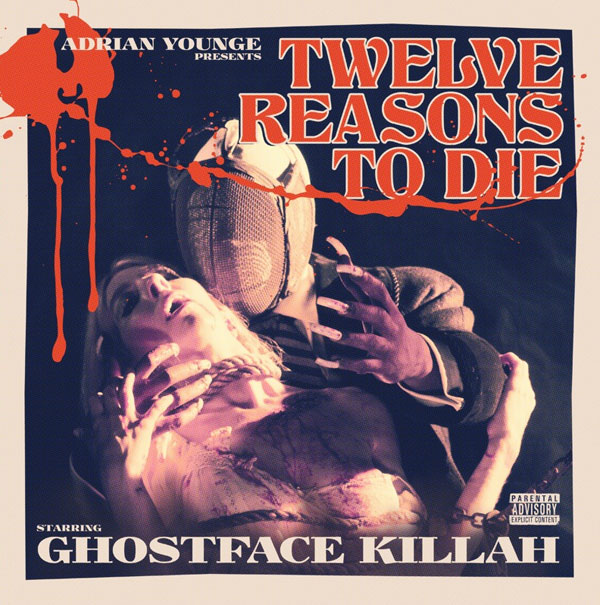 ghostface 12cover Listen to Ghostface Killahs cinematic new single, The Sure Shot (Parts 1 and 2)