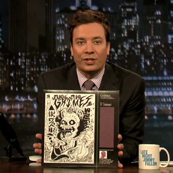 grimes jimmy fallon Jimmy Fallon to replace Jay Leno as host of The Tonight Show