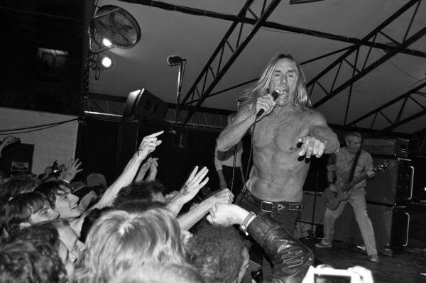 iggy pop roffman 4 SXSW 2013 Reviews: Yeah Yeah Yeahs, Nick Cave, Earl Sweatshirt, Iggy and the Stooges