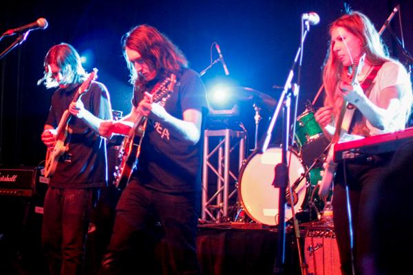 mikalcronin sxsw2013 larson SXSW 2013 Reviews: Dave Grohls Sound City Players, Sky Ferreira, Divine Fits