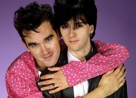 morrissey johnny marr Morrissey In His Own Words: The Singers Best Quotes