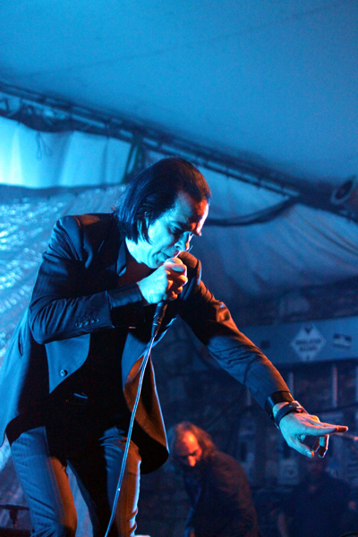 nickcave 11 stubbs sxsw2013 kaplan SXSW 2013 Reviews: Yeah Yeah Yeahs, Nick Cave, Earl Sweatshirt, Iggy and the Stooges