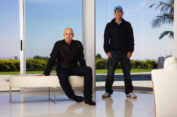 Pet Shop Boys - 2012