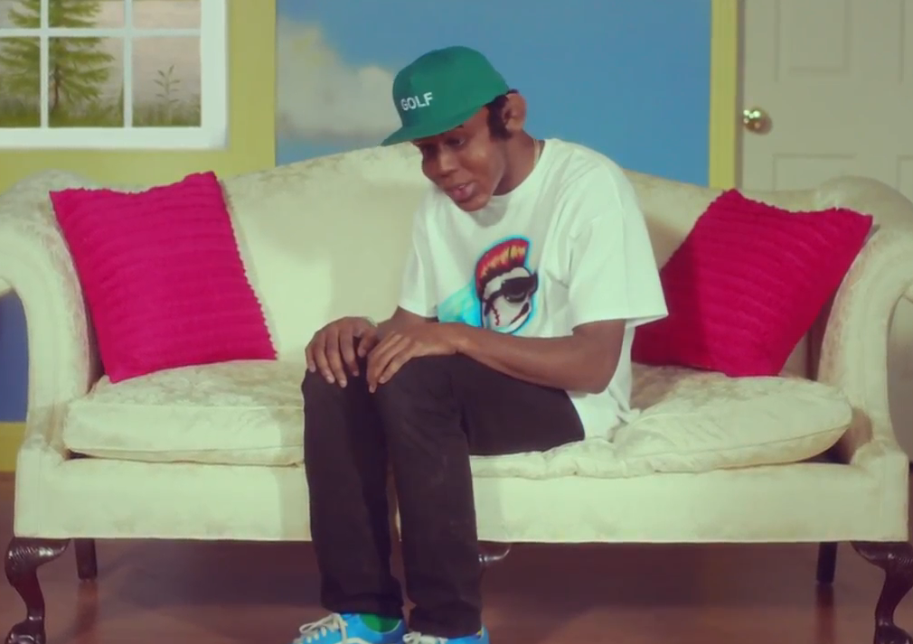 """Watch Tyler, the Creator's video for """"IFHY"""""""