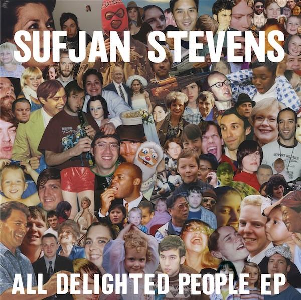 sufjan all delighted people ep e1362152282281 Listen to Sufjan Stevens lost demo of Give a Little Love