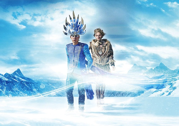 Empire Of The Sun - Feature